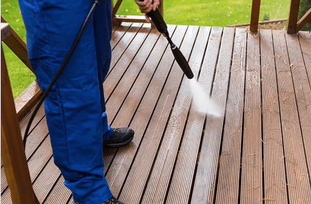 savannah deck cleaning