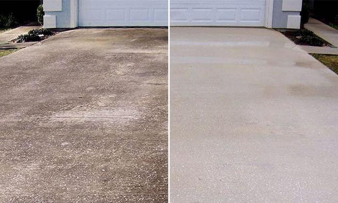 savannah driveway cleaning