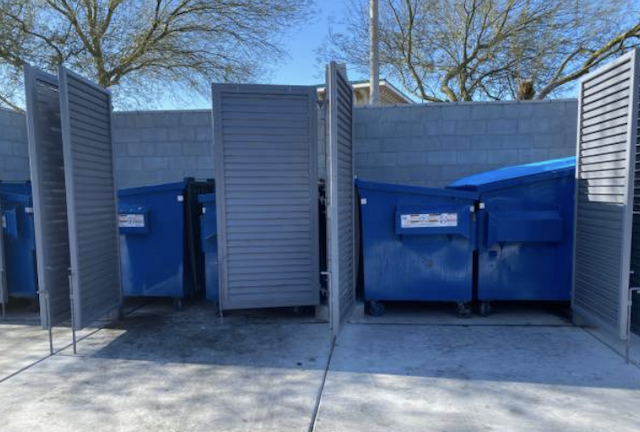 dumpster cleaning in savannah